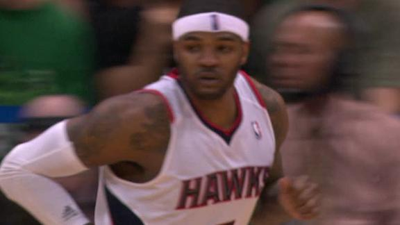 Video - Hawks Sneak Past Celtics In Game 5
