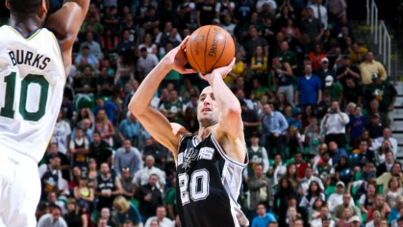 Video - Breaking Down Spurs' 3-Point Shooting