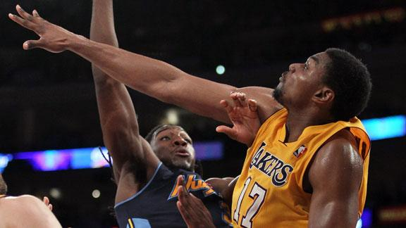 Video - Is Bynum To Blame For Lakers Game 5 Loss?