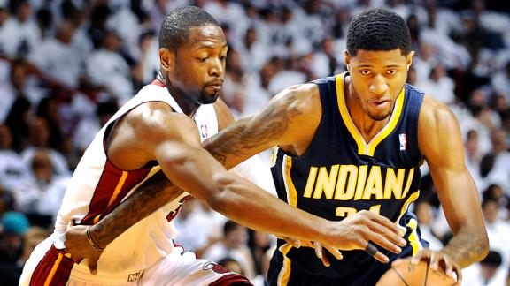 Video - Pacers Hold Off Heat To Even Series
