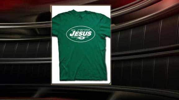Video - Tim Tebow To Sue &quot;My Jesus&quot; T-Shirt Manufacturers