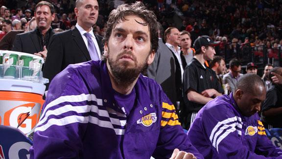 Video - Rumor Central: Pau Gasol