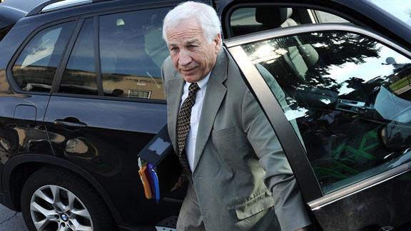 Jerry Sandusky Trial Begins