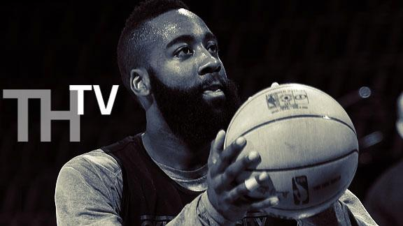 Video - TrueHoop TV: Five on James Harden