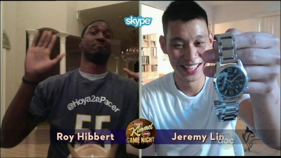 Video - Scavenger Hunt: Lin-Hibbert