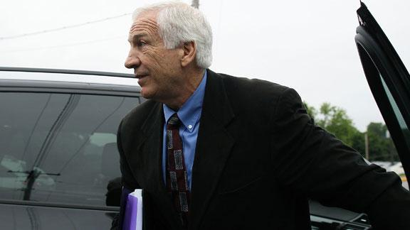 Penn State Nittany Lions -- Jerry Sandusky judge says jury could ...
