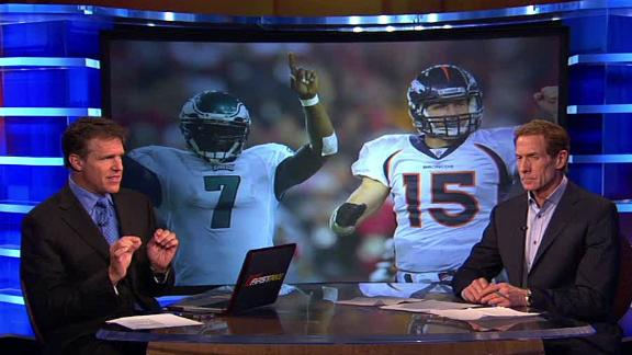 Video - Under More Pressure: Tebow Or Vick?
