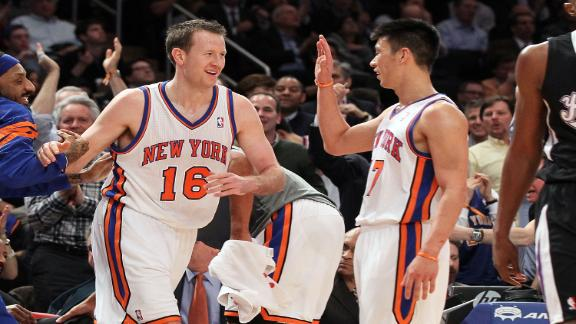 Video - NBA Ruling Benefits Lin, Novak