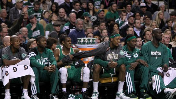 Video - Allen and Garnett Ready For Another Run?