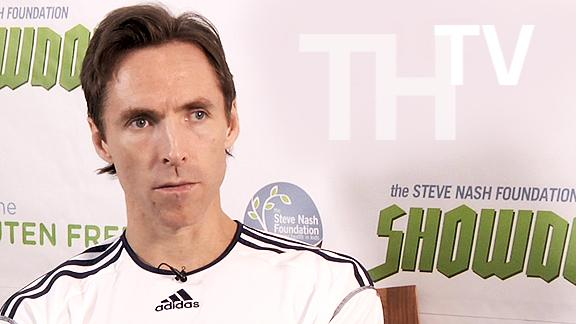 Video - TrueHoop TV: Steve Nash