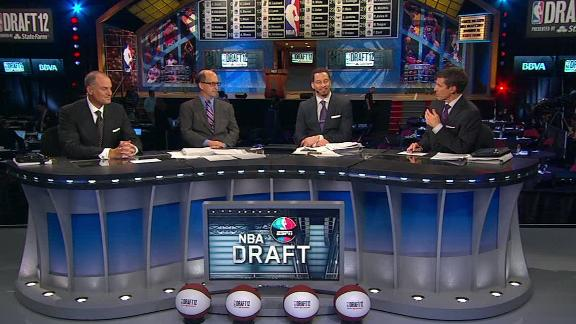 Video - Winners NBA Draft