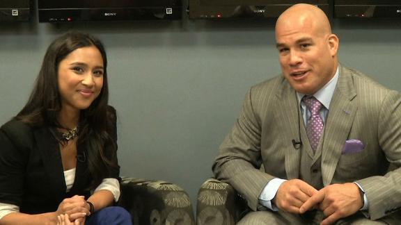 Video - Tito Ortiz Interview