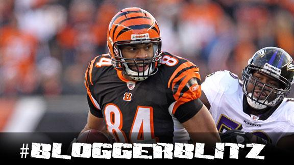 Video - Blogger Blitz: Jermaine Gresham