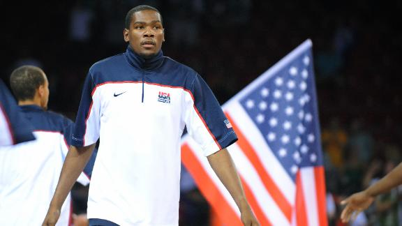 Video - Kevin Durant: Learning To Lead