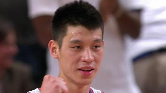 Video - Sources: Lin Agrees With Rockets