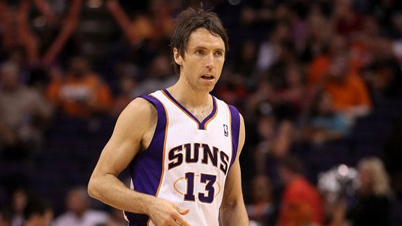 Nash calls himself, Kobe 'dedicated gym rats'