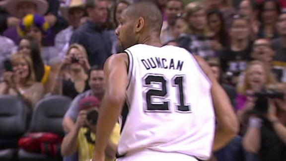 Report: Tim Duncan Will Get A Three-Year Deal From San Antonio
