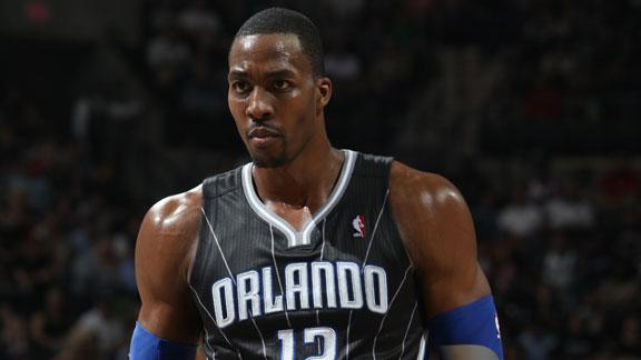 2012 NBA free agency -- Brooklyn Nets set to 'resolve' Dwight H…