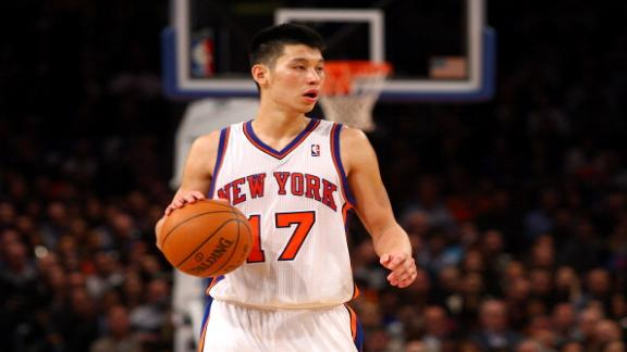 Report: Lin upset that Knicks didn't act quicker