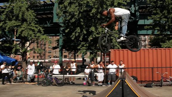 Animal, Base Brooklyn come together for Mullaly Skatepark Get It