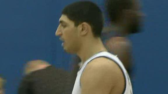 Video - Kanter, Jazz Top Pacers