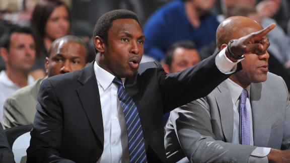 Video - Avery Johnson On Nets-Knicks Rivalry