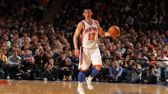 Source: Lin inks 3-year offer sheet with Rockets
