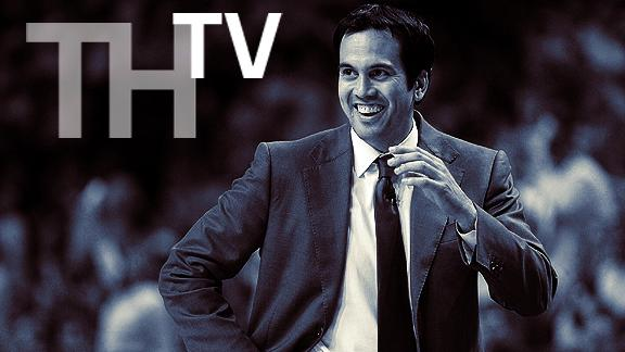 Video - TrueHoop TV: Erik Spoelstra