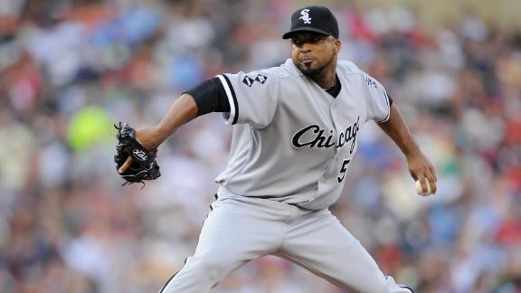 Video - White Sox Win Liriano's Debut
