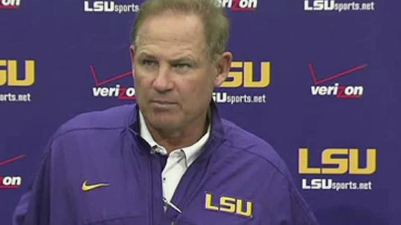 This Isn't Going To Be A 'Fire Les Miles' Post…