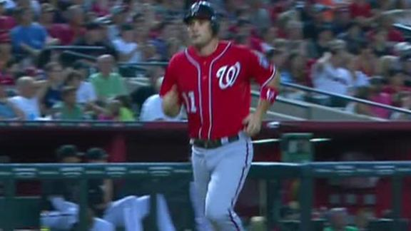 Nats' streak hits 8 after rally against D-backs