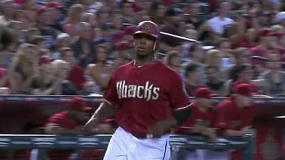 D-backs end Nationals' 8-game winning streak
