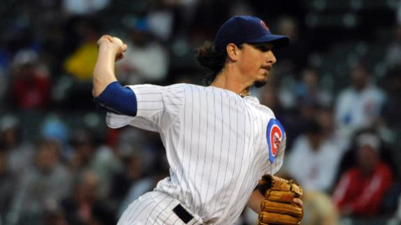 Video - Samardzija Fans 11 To Top Astros