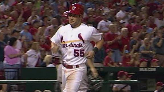 Video - Cardinals Fly By Diamondbacks 8-2