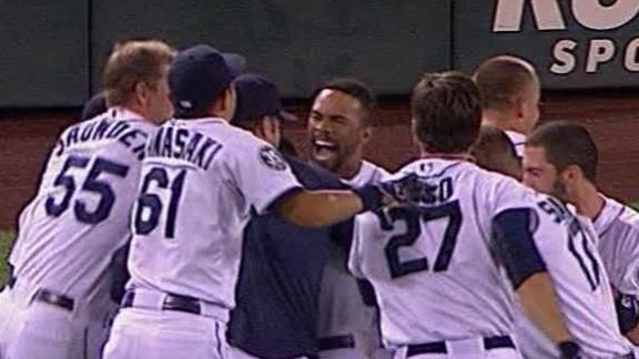 Video - M's Walk Off, Snapping Rays' Streak