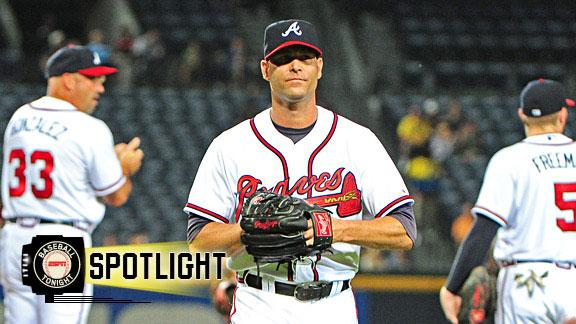 Hudson sharp to lead Braves' shutout of Padres