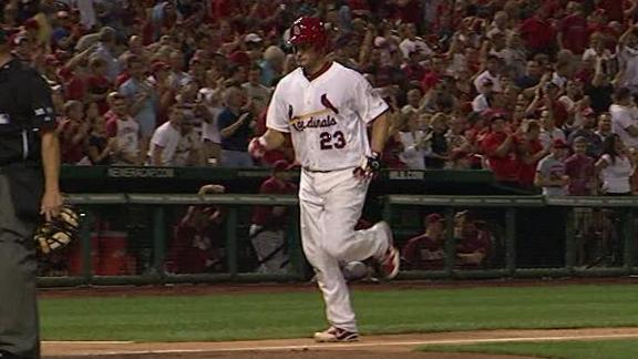 Video - Cardinals Win Second Straight