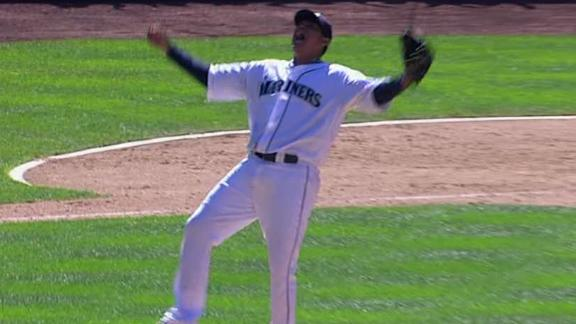 King Felix throws perfect game against Rays