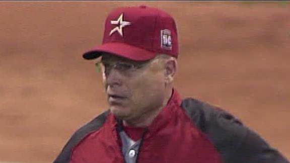 Video - Astros Fire Brad Mills