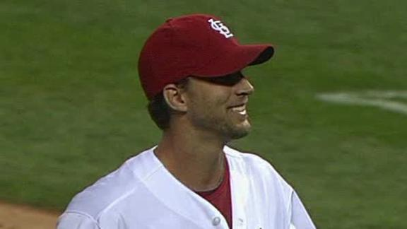 Video - Wainwright Goes The Distance