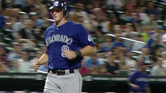 Video - Rockies Hand Mets Third Straight Loss