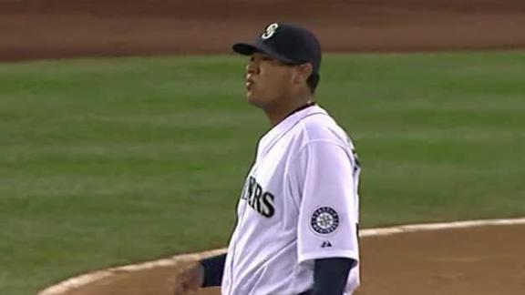 Video - King Felix Follows Up Perfect Game With Gem