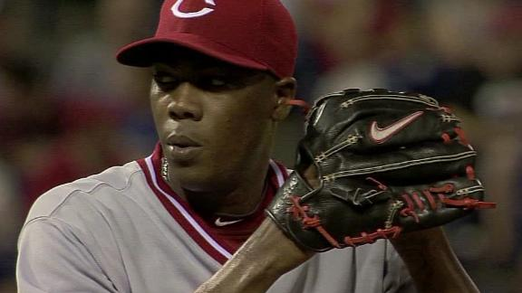 Video - Reds Hold Off Phillies