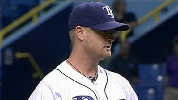 Cobb tosses 4-hit shutout, leads Rays past A's