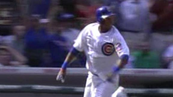 Cubs' three-run rally in 8th snaps 4-game slide