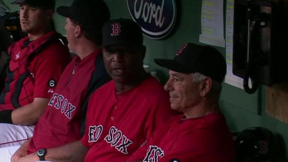 Video - Trade Rumors Don't Stop Red Sox