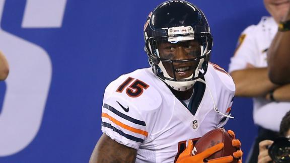 Rapid Reaction: Bears 20, Giants 17