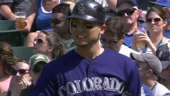 Video - Rockies Rally Past Cubs