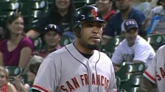 Video - Giants Rally Past Astros