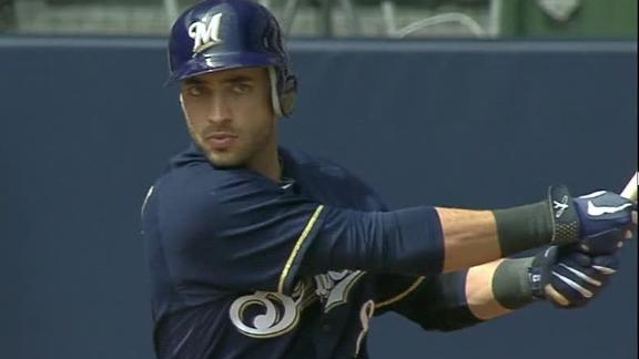 Video - Brewers Sweep Pirates